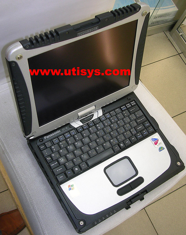 Panasonic ToughBook S10